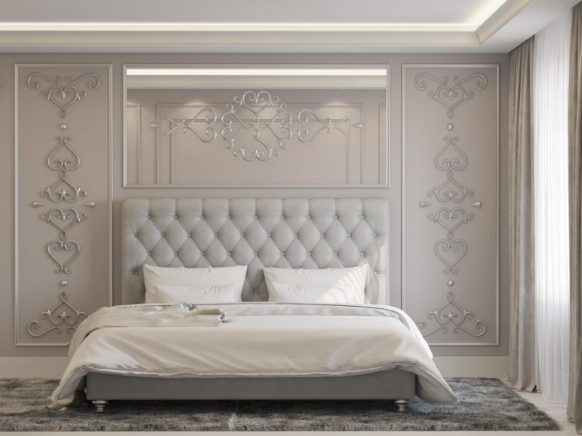 Bv decor decoraci n de poliuretano cornisas molduras - Molduras techo poliuretano ...